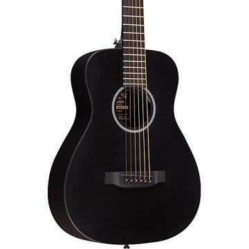 Martin X Series LX Little Martin Left-Handed Acoustic Guitar Black