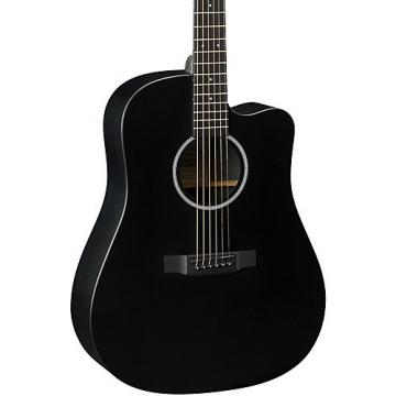 Martin X Series DCXAE Dreadnought Acoustic-Electric Guitar Black