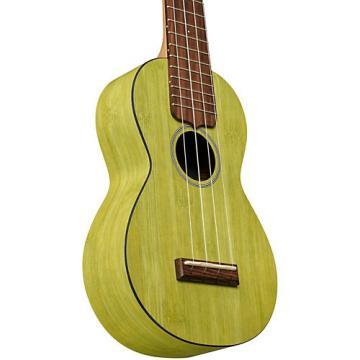Martin X Series 0X Uke Bamboo Soprano Ukulele Green