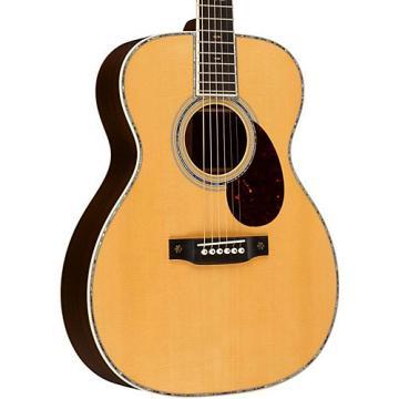 Martin Standard Series OM-42 Orchestra Model Acoustic Guitar Natural