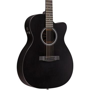 Martin Performing Artist Series OMCPA5 Orchestra Model Acoustic-Electric Guitar Black