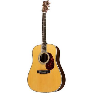 Martin Standard Series D-45V Dreadnought Acoustic Guitar Natural