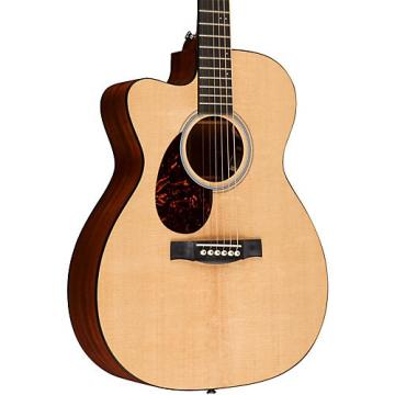 Martin Performing Artist Series OMCPA4 Orchestra Model Left-Handed Acoustic-Electric Guitar Natural