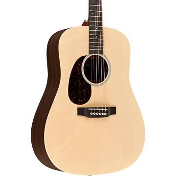 Martin X Series DX1RAE-L Dreadnought Left-Handed Acoustic-Electric Guitar Natural