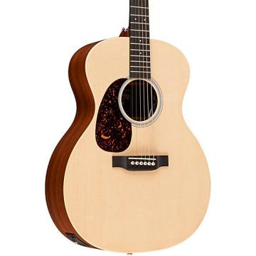 Martin X Series GPX1AE Grand Performance Left-Handed Acoustic-Electric Guitar Natural