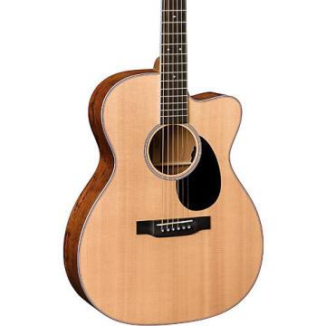 Martin Americana 16 Series OMC-16E  Orchestra Model Acoustic-Electric Guitar Natural