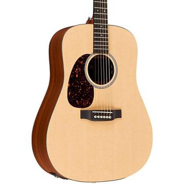 Martin X Series DXMAE-L Dreadnought Left-Handed Acoustic-Electric Guitar Natural