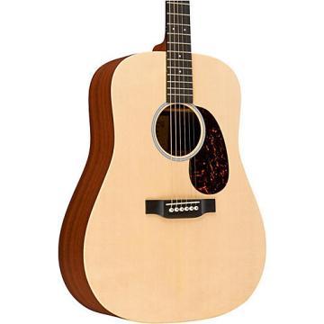 Martin X Series Custom DX1 Dreadnought Acoustic Guitar  Natural Natural