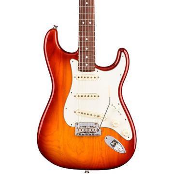 Fender American Professional Stratocaster Rosewood Fingerboard Sienna Sunburst