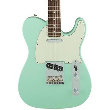 Fender Limited Edition American Standard Telecaster Rosewood Neck Electric Guitar Surf Green Mint Green Pickguard