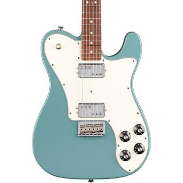 Fender American Professional Telecaster Deluxe Shawbucker Rosewood Fingerboard Electric Guitar Sonic Gray