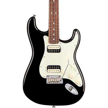 Fender American Professional Stratocaster HH Shawbucker Rosewood Fingerboard Black