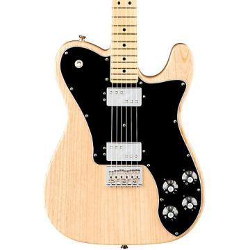 Fender American Professional Telecaster Deluxe Shawbucker Maple Fingerboard Electric Guitar Natural