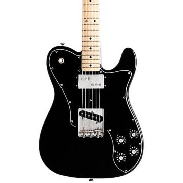 Fender Classic Series '72 Telecaster Custom Electric Guitar Black Rosewood Fretboard