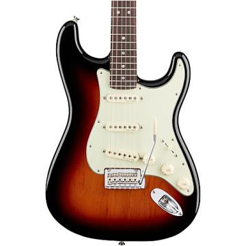 Fender Deluxe Roadhouse Rosewood Fingerboard Stratocaster 3-Color Sunburst