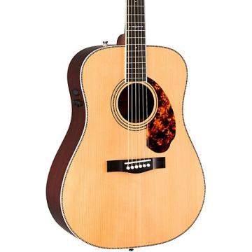 Fender Paramount Series Limited Edition PM-1 Dreadnought Acoustic-Electric Guitar Natural
