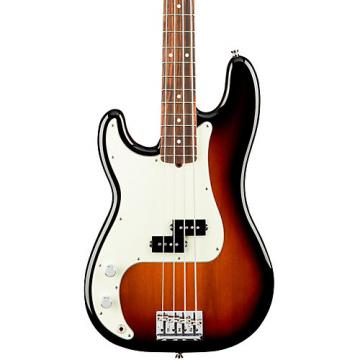 Fender American Professional Left-Handed Precision Bass Rosewood Fingerboard 3-Color Sunburst
