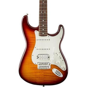 Fender Standard Stratocaster HSS Plus Top, Rosewood Fingerboard Tobacco Sunburst Rosewood Fingerboard