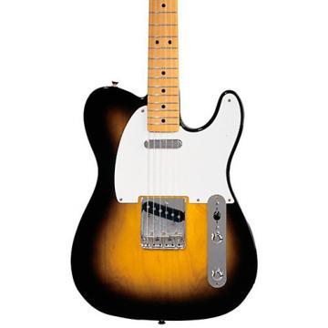 Fender Classic Series '50s Telecaster Electric Guitar 2-Color Sunburst Maple Fretboard