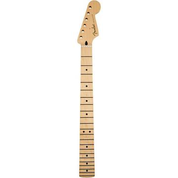 Fender Stratocaster Replacement Neck with Maple Fretboard