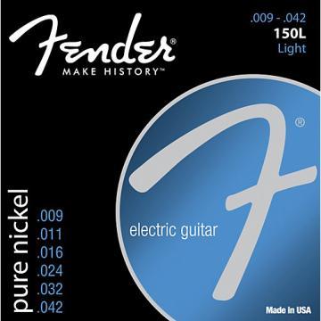 Fender 150L Original Pure Nickel Electric Strings - Light
