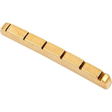Fender Stratocaster/Telecaster Pre-Slotted Brass String Nut