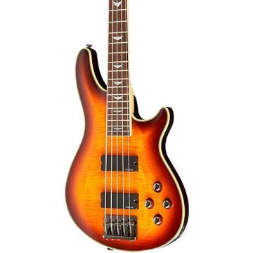 Schecter Guitar Research Omen Extreme-5 5-String Electric Bass Guitar Vintage Sunburst