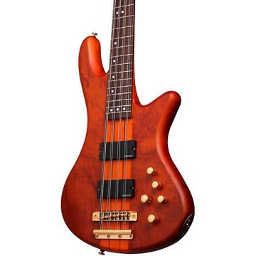 Schecter Guitar Research Stiletto Studio-8 Bass Satin Honey