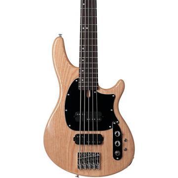 Schecter Guitar Research CV-5 Bass 5-String Electric Bass Guitar Gloss Natural
