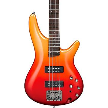 Ibanez SR300E Electric Bass Guitar Autumn Fade Metallic