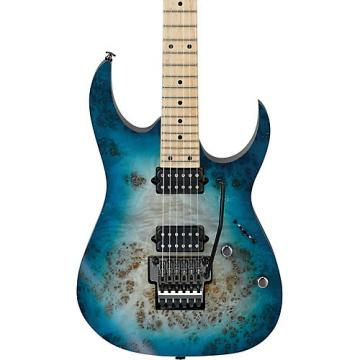 Ibanez RG Prestige RG652MPB Electric Guitar Ghost Fleet Blue Burst