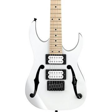 Ibanez Paul Gilbert Signature miKro electric guitar White
