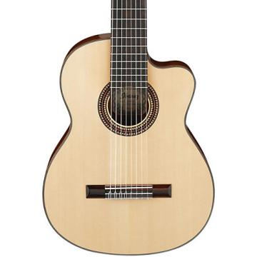 Ibanez G208CWCNT Solid Top Classical Acoustic 8-String Guitar Gloss Natural