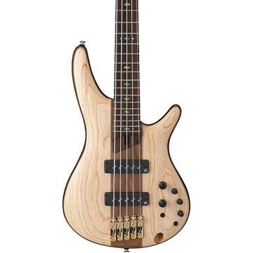 Ibanez Premium SR1305E 5 String Bass Natural Flat