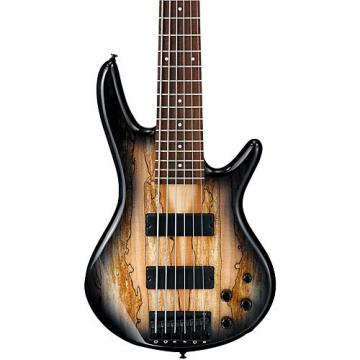 Ibanez GSR206SM 6-String Electric Bass Guitar Natural Gray Burst