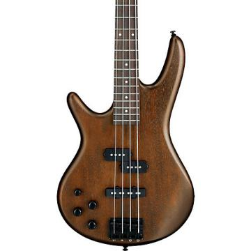 Ibanez GSR200BL 4-String Left-Handed Electric Bass Satin Walnut