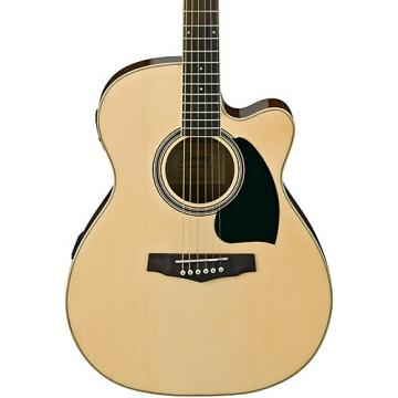 Ibanez PC15ECENT Performance Grand Concert Acoustic-Electric Guitar Natural