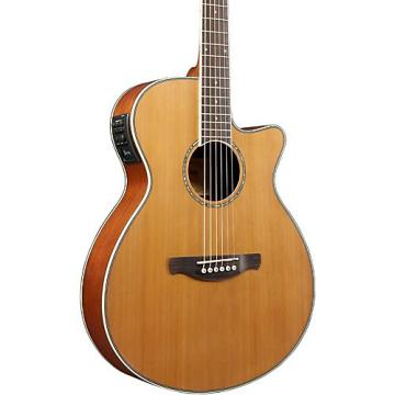 Ibanez AEG15II Acoustic-Electric Guitar Natural