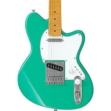 Ibanez Talman Series TM302M Electric Guitar Sea Foam Green
