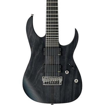 Ibanez Iron Label RG Series RGIT27FE 7-String Electric Guitar Transparent Gray