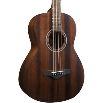 Ibanez Artwood Vintage AVN2-OPN All-Mahogany Parlor Acoustic Guitar Natural