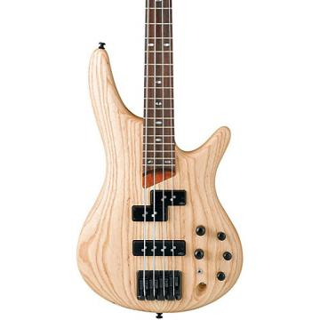 Ibanez SR650 4-String Electric Bass Guitar Flat Natural