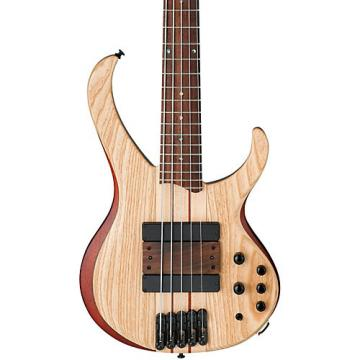 Ibanez BTB33 5-String Electric Bass Guitar Flat Natural