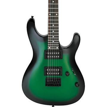Ibanez GS221 Electric Guitar Metallic Green Sunburst