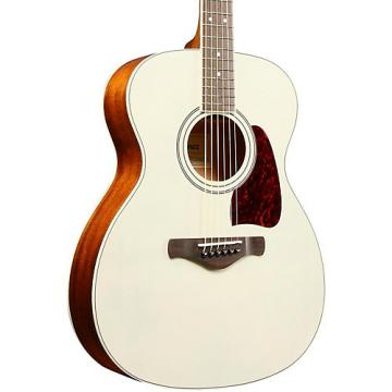 Ibanez AC320ABL Solid Top Grand Concert Acoustic Guitar Blonde