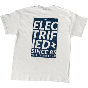 PRS Electrified T-Shirt XX Large White