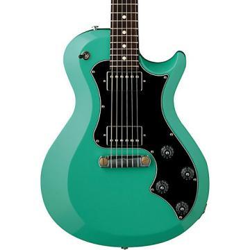 PRS S2 Singlecut Standard Dot Inlays Electric Guitar Sea Foam Green
