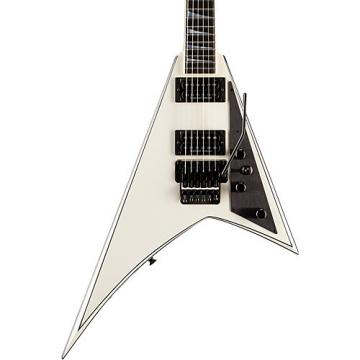 Jackson USA RR1 Randy Rhoads Select Series Electric Guitar Snow White Pearl with Black Pinstrp