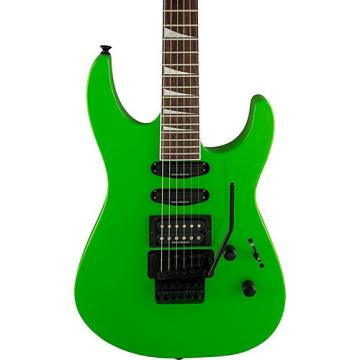 Jackson X Series Soloist SL3X Electric Guitar Slime Green Rosewood Fingerboard