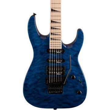 Jackson JS34Q Dinky DKA-M Transparent Blue